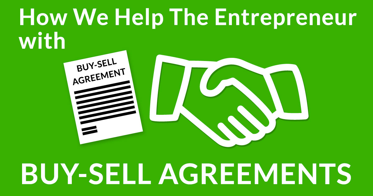 December 2015 How We Entrepreneurs With Buy Sell Agreements Sage